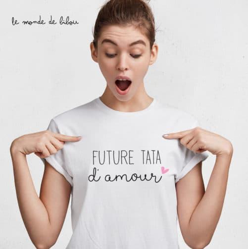 T-shirt future tata