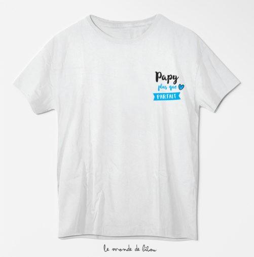Tee-shirt Papy parfait