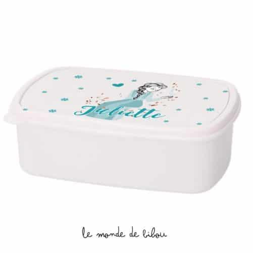Boîte à Goûter Reine des glaces