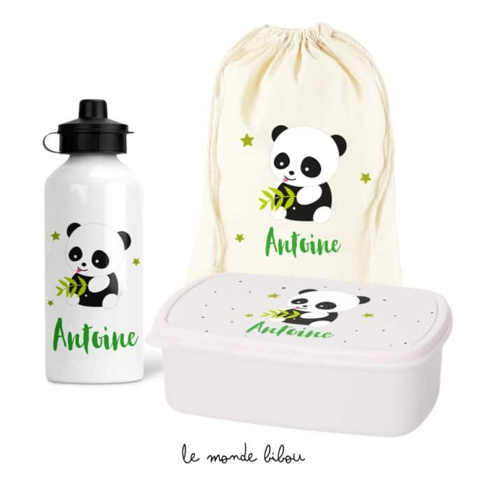 Kit enfant Panda
