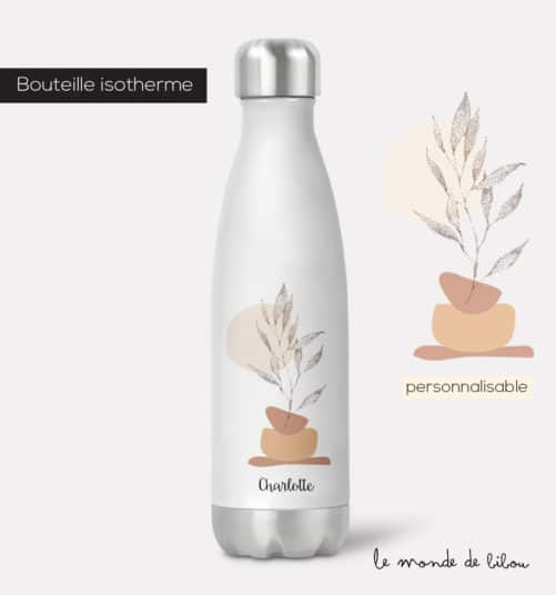 Bouteille isotherme Zen