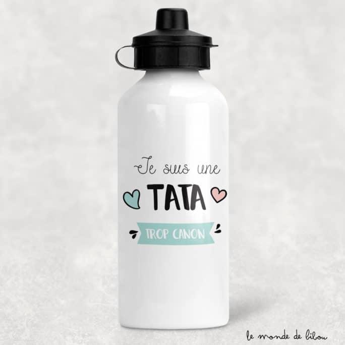 Gourde Tata canon