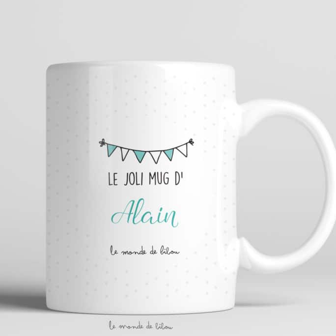 Mug Papy le plus cool