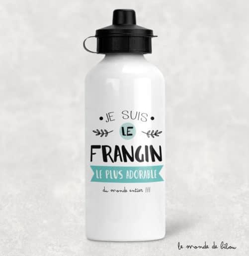 Gourde Frangin adorable
