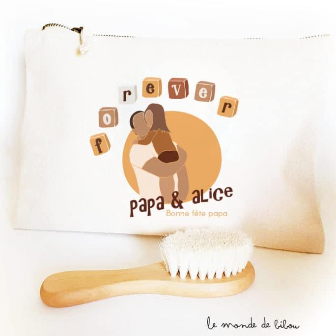 Pochette Forever Fête des papas