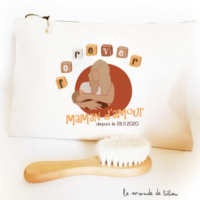 Pochette Forever Maman d'amour