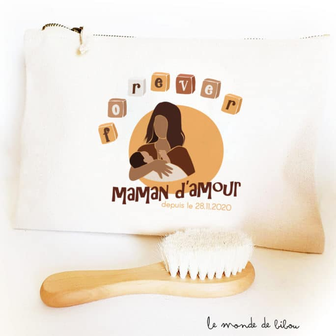 Pochette Forever Maman d'amour