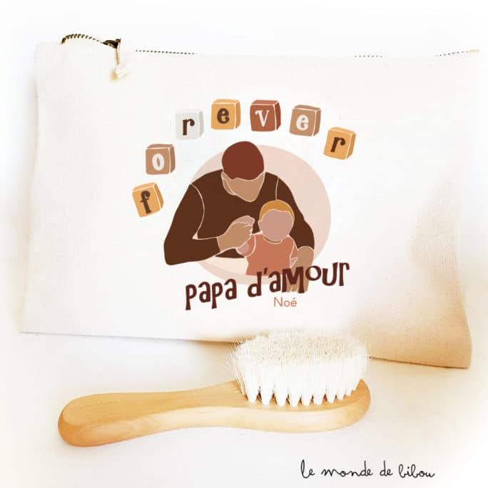 Pochette Forever Papa d'amour