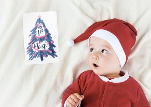 Cartes Étapes Bébé Ma 1ère année