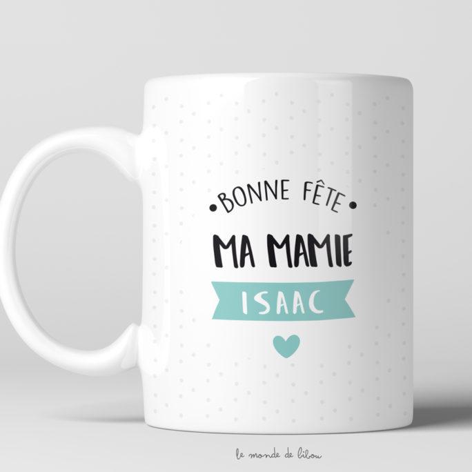 Mug Bonne fête mamie