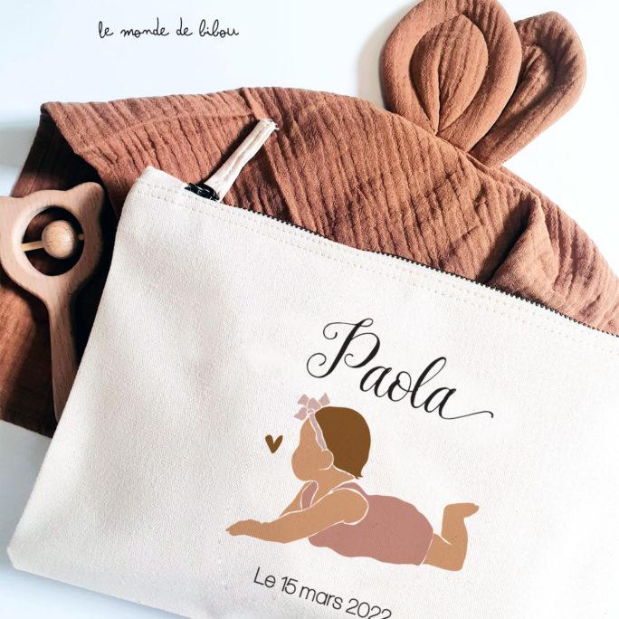 Trousse Joli bébé personnalisable